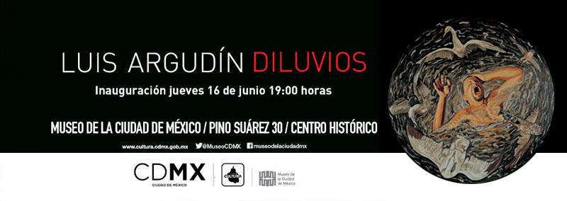 """Exposición """"DILUVIOS"""""""